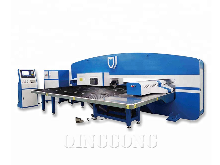mechanical cnc  turret punching press machine 2