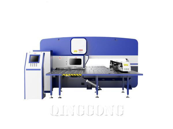 mechanical cnc  turret punching press machine 4