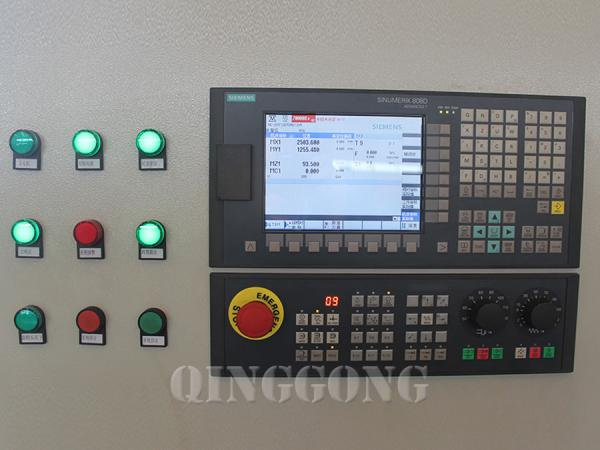 mechanical cnc  turret punching press machine 6
